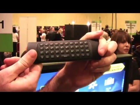 D-Link Boxee Box Review CES 2010 Demo