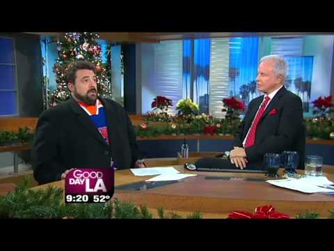 Kevin Smith Talks About Weed, Clerks 3 and Hit Somebody On Good Day La