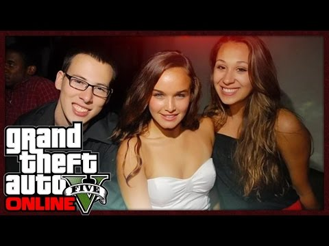 GTA 5 - Strippers, Alcohol and Naked Girls! (Live Commentary Story)