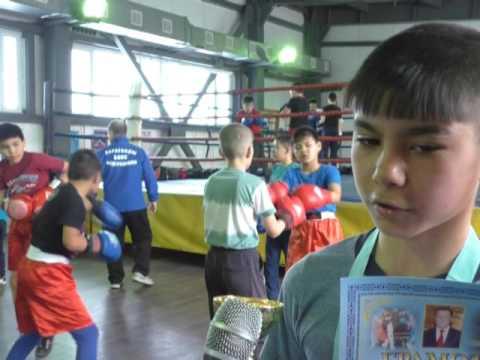 В Караганде прошел ряд турниров по боксу