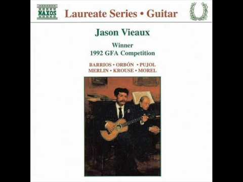 Jason Vieaux - Danza in E minor
