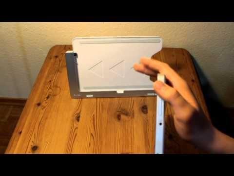Acer Iconia W700 Unboxing & Hands on Video deutsch