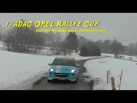 1. ADAC OPEL Rallye Cup 2013