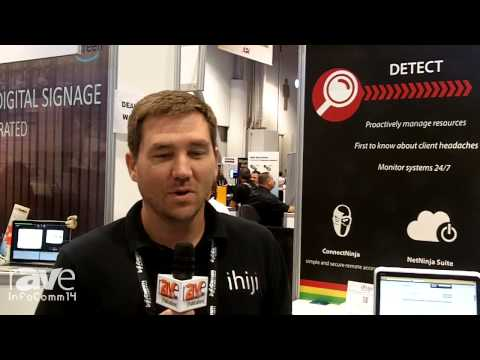"InfoComm 2014: ihiji Shows Off ""invision"" Remote Network Management Solution"