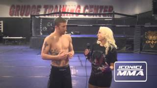 WSOF Lightweight Champion Justin Gaethje Interview