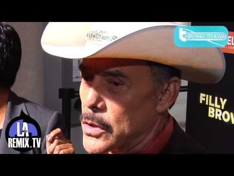 Entrevista a Pedro Rivera en el estreno de la pelicula Filly Brown