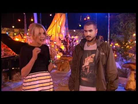 Zane Lowe zones out