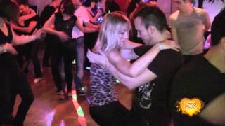Korke & Lisa Social dancing @ BSBB 2013