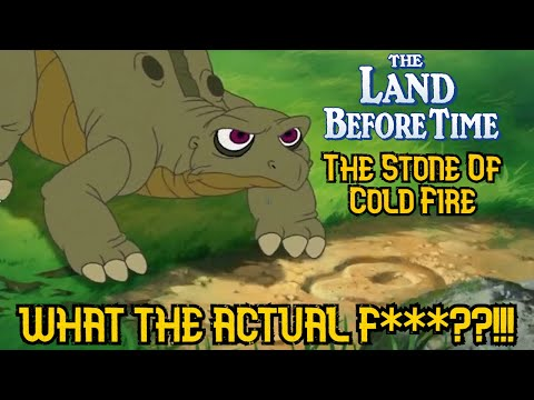 The Land Before Time VII: The Stone Of Cold Fire - RaisorBlade Reviews