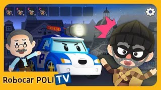 POLI Game | Be a rescue team! | for Kids | Robocar POLI