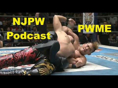 NJPW Podcast: Road to Wrestling Dontaku 4/23 Review, 4/24 Preview &  ROH Global Wars