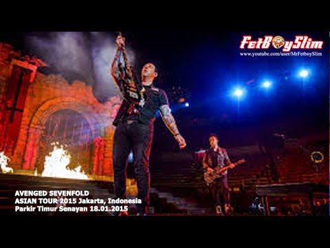 media avenged sevenfold live in lbc full concert 2008