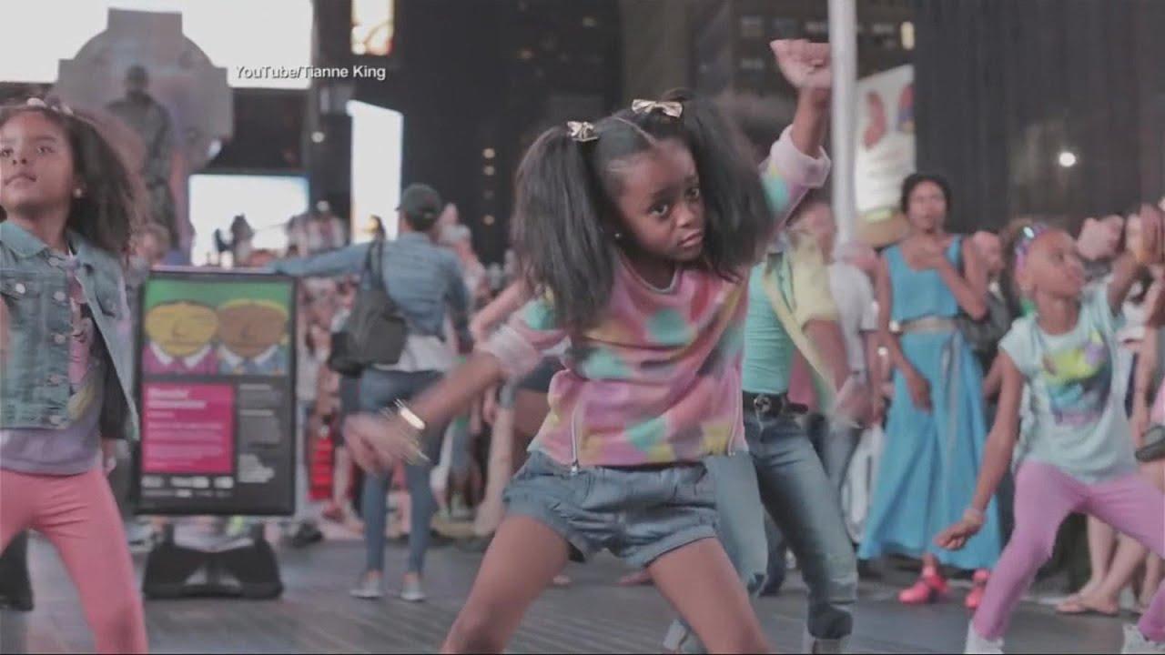 5-Year-Old Is A Fierce Dancer   ABC News
