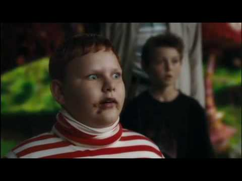 Charlie & The Chocolate Factory - Chocolate Room - YouTube