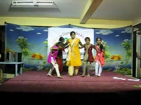 Ya Ya Maya Ya 8-12year Olds Dance (annual Day) video