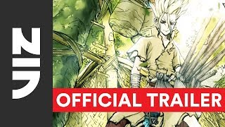 Dr. STONE, Vol. 1 - Official Manga Trailer