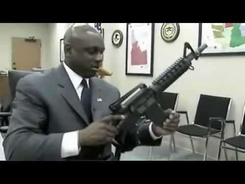 Moron ATF Agent Seizes 30 Toy Guns! Says They can be Converted!
