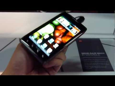 Motorola DROID RAZR MAXX hands-on (15)