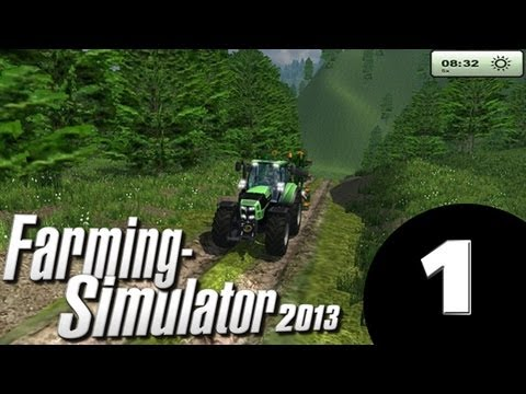 [REDIFFUSION] Farming Simulator 2013 I On s'attaque a la map Agricultural Engineering Schaumburg !