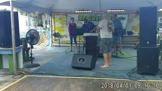 Moses The Accuser 09-23-16 at REACH Church at Archie's - Fort Pierce, FL