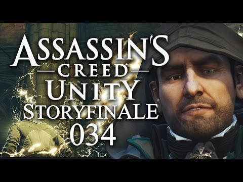ASSASSIN'S CREED: UNITY #034 - Das Ende des Großmeisters [ENDE] [HD+]   Let's Play Assassin's Creed
