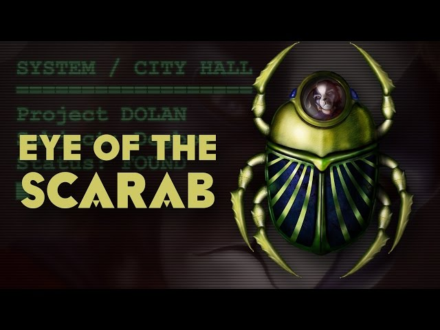 Cthulhu and Friends Attack Colta City | A Clip from Eye of the Scarab by Bill Meeks