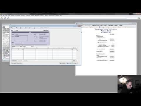 Recording Your Inventory Purchase In QuickBooks