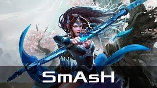 SmAsH — Mirana, Offlane (Sep 18, 2018) | Dota 2 patch 7.19 gameplay