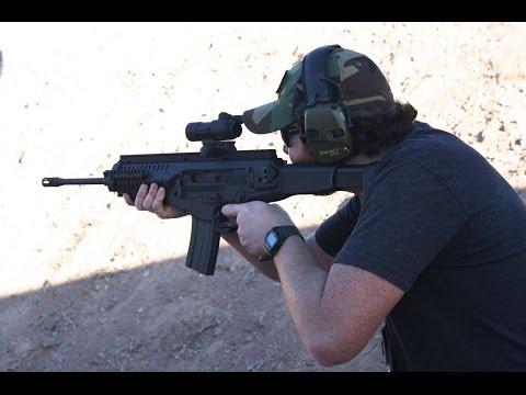Beretta ARX 100 - SHOT Show 2014