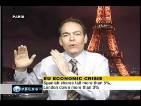 Max Keiser: 'Greece run by financial terrorists