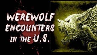 6 Werewolf Encounters in the U.S. | Urban Legends & Haunts | #TeamWerewolf