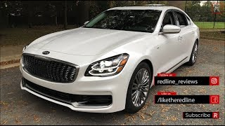 2019 Kia K900 - The Stinger's Big Brother?