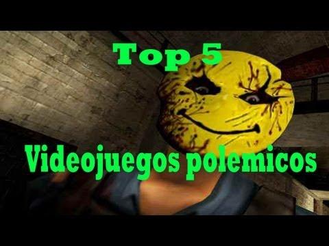 Top 5 de videojuegos polemicos
