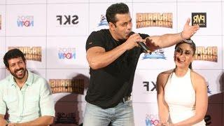 UNCUT Bajrangi Bhaijaan   TRAILER Launch | Salman Khan, Kareena Kapoor, Nawzuddin Siddiqui