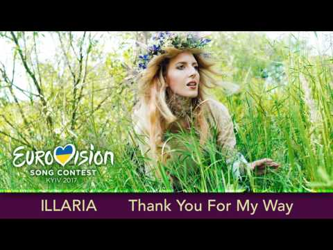 ILLARIA — Thank You For My Way (Eurovision Ukraine 2017)