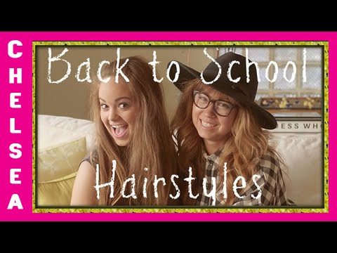 Back to School Hairstyles!