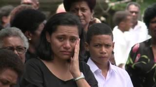 Fijian Chief Turaga Na Na Tui Tavua The Late Ratu Jale Kuwe Is Laid To Rest