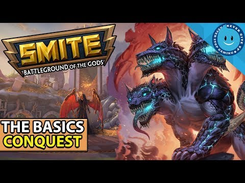 SMITE: SEASON 5  - HOW TO PLAY CONQUEST! (New Player Season 5 Conquest Basics)