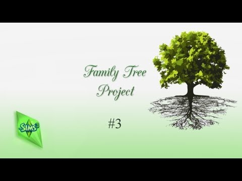 The Sims 3 - Family Tree Project #3: Oh, grow up!