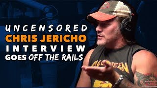 Chris Jericho shoots on Vince McMahon, John Cena, Batista, Wrestlers being star-struck by him