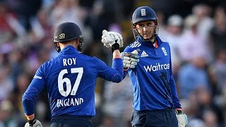 Highlights of England's 10-wicket win over Sri Lanka