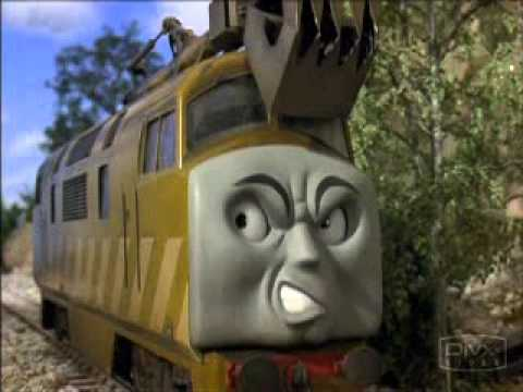 Tatmrr Diesel 10 And Splodge Scene With Different Voices