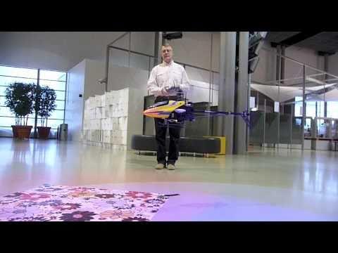 KDS Flymentor 3D + Trex 450 pro