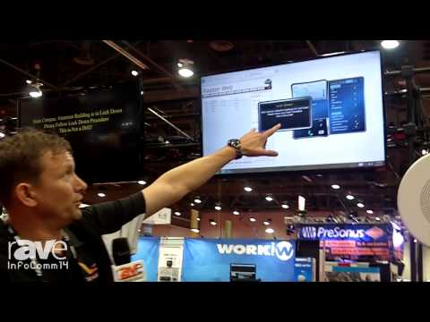 InfoComm 2014: Teradon Shows Off its Raptor V Global Communication and Security System
