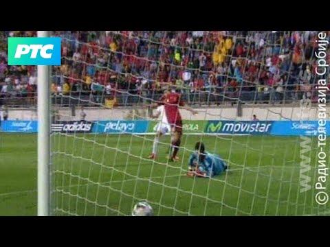 Španija – Srbija 1:2