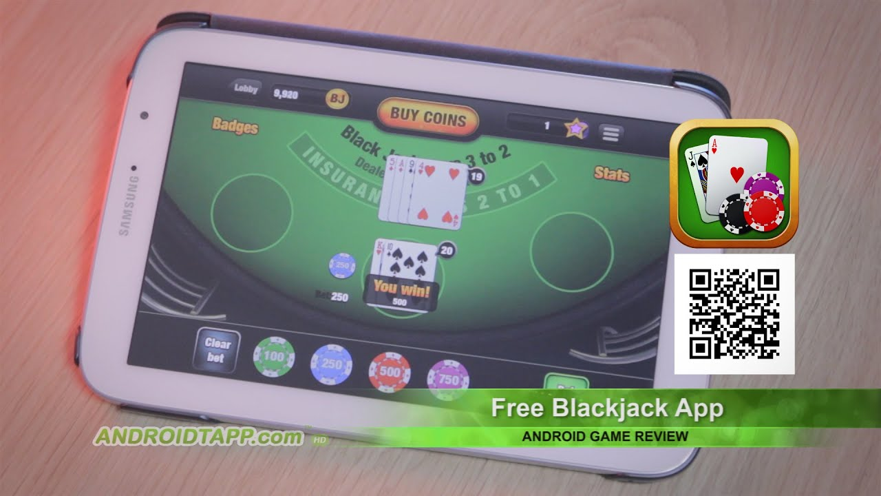 blackjack free app