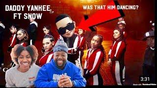 Daddy Yankee & Snow- Con Calma Reaction