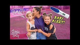 SHE'S HAVING A BABY!! | Slyfox Family