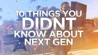 GTA 5 10 THINGS You Didnt Know GTA 5 PS4, Xbox One & PC!
