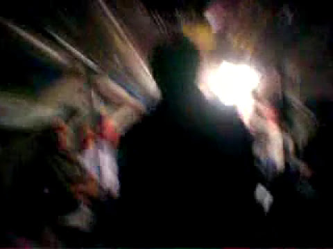 7/7 London Underground Tube Bombing Evacuation Video